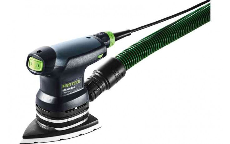 Festool DTS 400 REQ-Plus 230V Driehoekschuurmachine