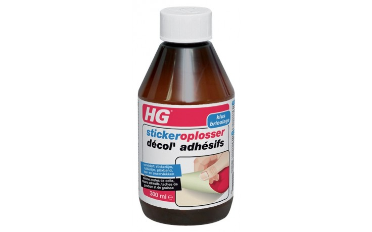 HG stickeroplosser 300 ml