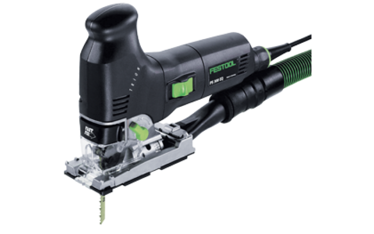 Festool TRION PS 300 EQ-Plus 720Watt + gratis acc. t.w.v. €51,05
